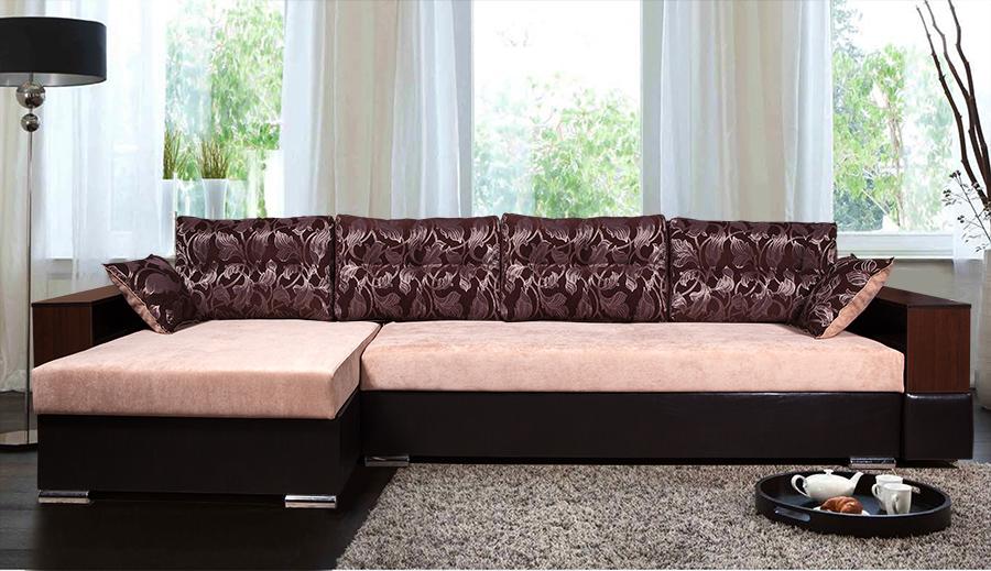 Диван-кровать угловой Марсель 3